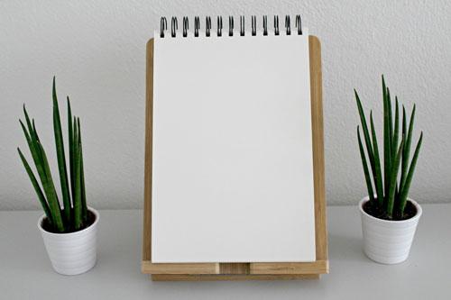 bloc notes réutilisable à l'infini pour prise de note