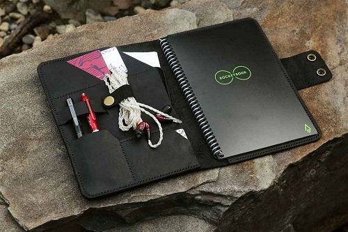 cahier réutilisable Rocketbook