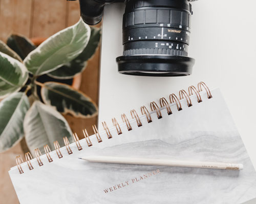 cahier réutilisable écologique pour prise de note et dessin