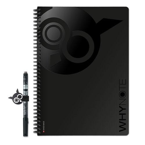 Cahier réutilisable Whynote A4