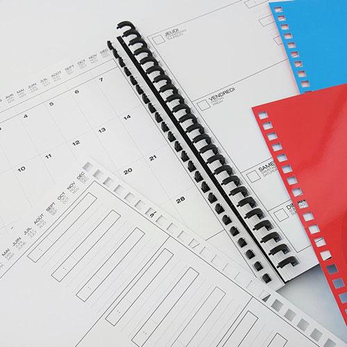 Cahier réutilisable Whynote Book agenda planner A5